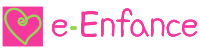 Logo e-Enfance